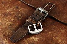 ,Thumbnail brushed / verschraubte Uhrenschließe / 316L Edelstahl