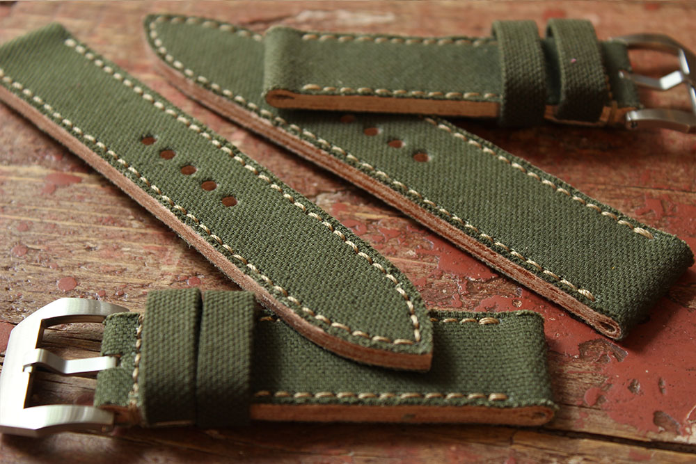 ,Canvas Military Green